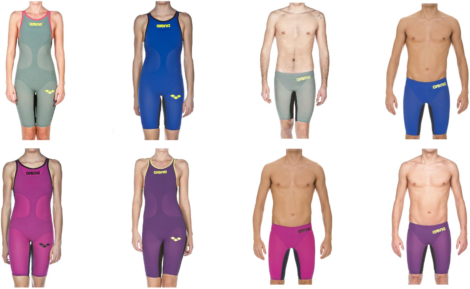 CARBON AIR-swimwear