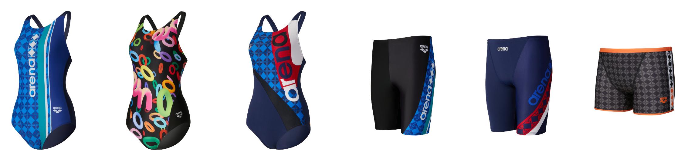 LEISURE SWIMWEAR -swimwear